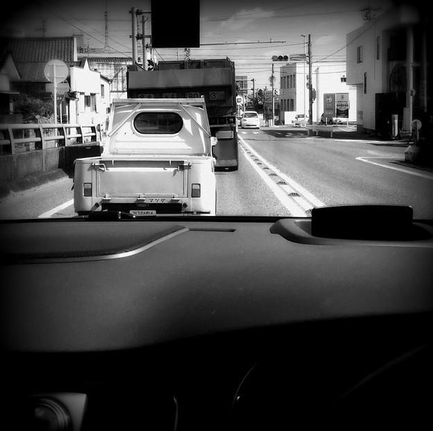 渋滞ラプソディー