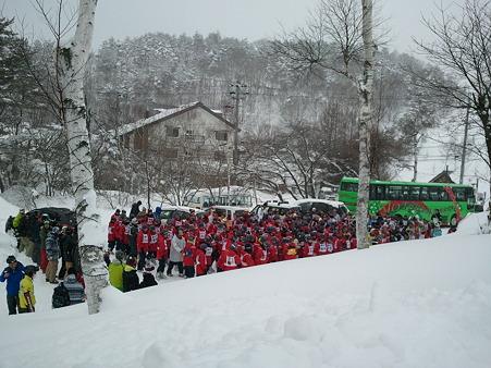 桶川中開校式2012-01-29