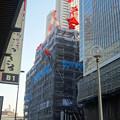 写真: 建設中の「JRゲートタワー」(2015/3/15) - 3