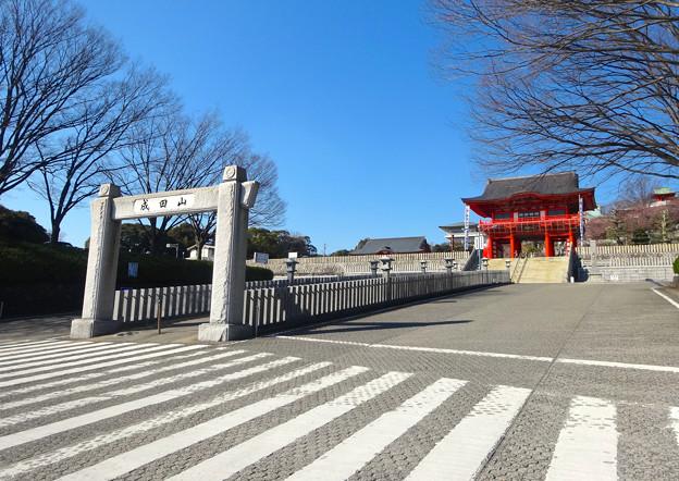写真: 犬山成田山(2015年3月)No - 01