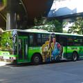 写真: JR岐阜駅 - 6:織田信長デザインの岐阜バス