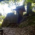 写真: 岐阜公園 No - 18:刀利天狗の祠