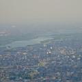 写真: 岐阜公園:岐阜城前の展望台 - 3(木曽川)
