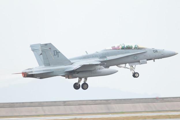 Photos: F/A-18D