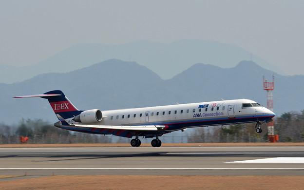 ボンバルディア CRJ-700(IBEX) JA07RJ?