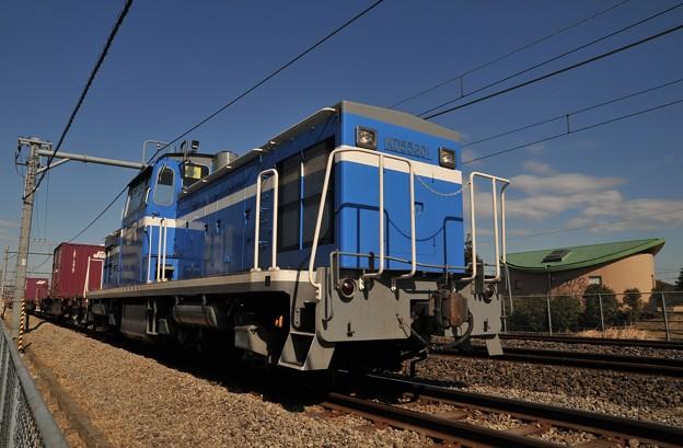 京葉臨海鉄道 KD55201