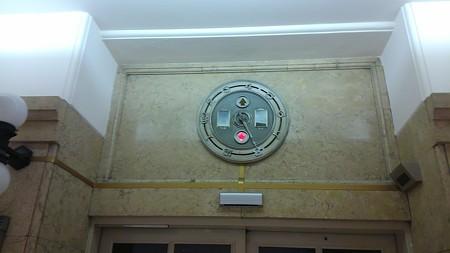 上野松坂屋エレベータ1