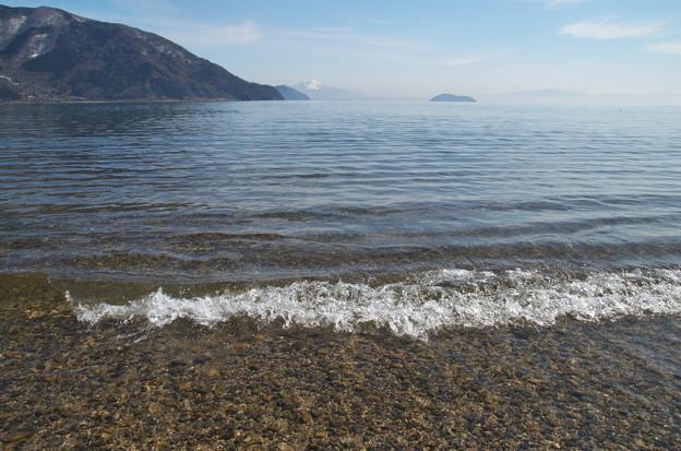 湖北の小波