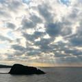 Photos: 雲の隙間は明るい。