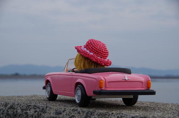 海までドライブ(^^♪
