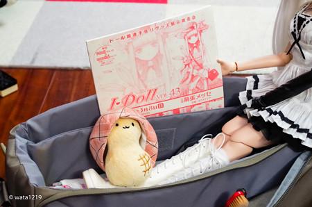 [I Doll vol.43] ウニカ7に詰め込み4