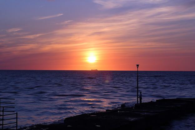 夕陽ロマンス