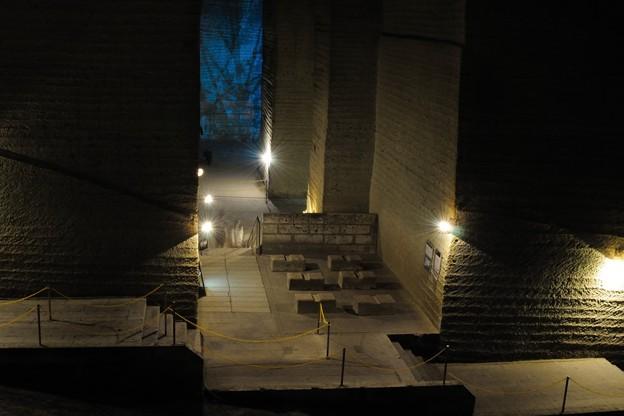地下迷宮の亡霊