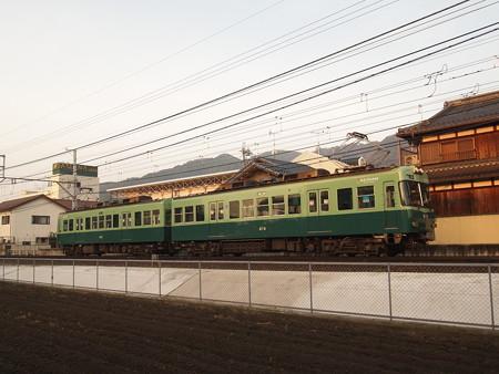 京阪600形 京阪石山坂本線近江神宮~皇子山02