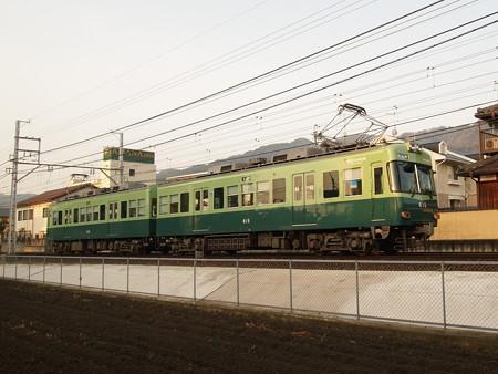 京阪600形 京阪石山坂本線近江神宮~皇子山04