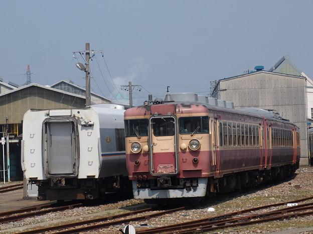 475系 松任工場02