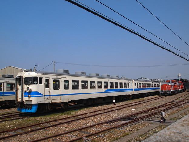 475系 松任工場05