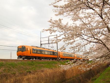 近鉄22000系京橿特急 近鉄橿原線ファミリー公園前~結崎02