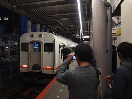 近鉄21000系回送 近鉄京都線大和西大寺駅02