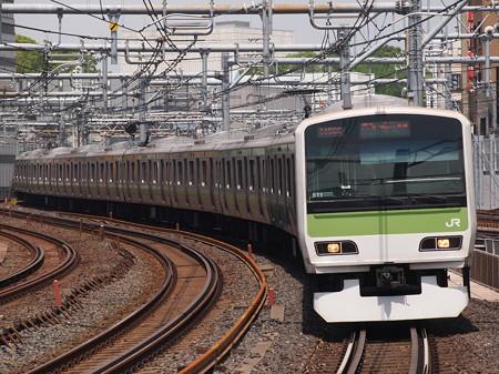 E231系 山手線御徒町駅01