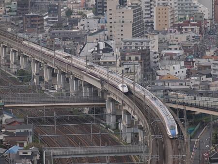 E7系あさま 東北新幹線大宮~上野
