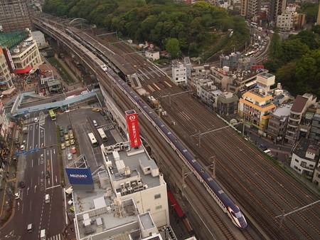 E3系つばさ 東北新幹線上野~大宮