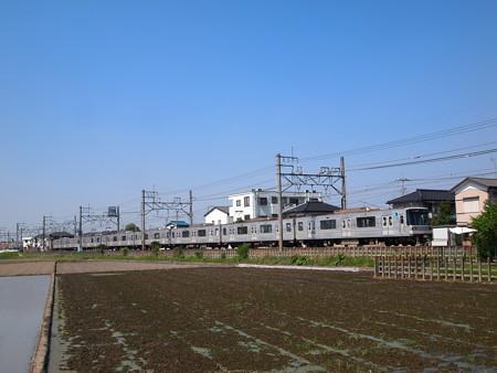 メトロ03系普通 東武伊勢崎線東武動物公園前~姫宮05