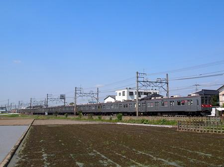 東急8500系普通 東武伊勢崎線東武動物公園前~姫宮02