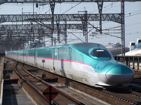 E5系やまびこ 東北新幹線大宮駅