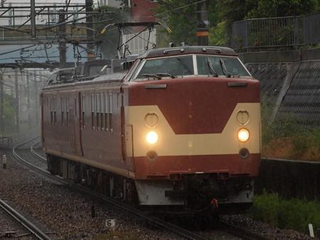 クモヤ443 福知山線伊丹駅