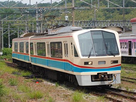 近江鉄道700系 近江鉄道本線彦根駅01