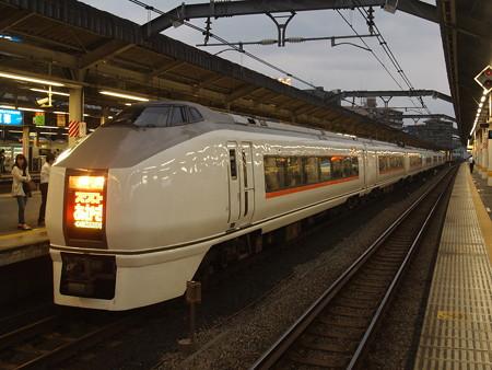 651系特急スワローあかぎ東北本線赤羽駅01