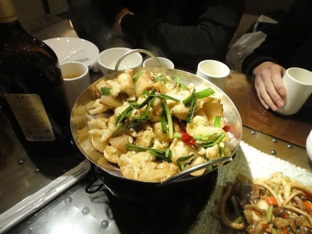 上海 最後の昼飯 2