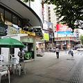 Photos: 淮海路 交差点とMARTENS BEER 1