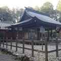 Photos: 相鹿牟山神社4 拝殿と本殿