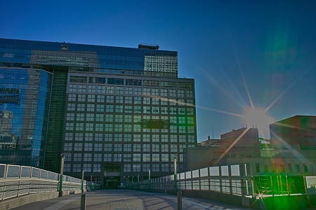 新宿の朝SDIM0054