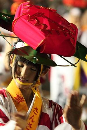 盛岡さんさ踊り (1)