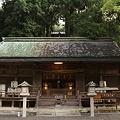 写真: 丹生川上神社・下社