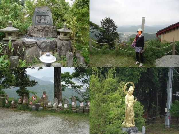 写真: 城之崎温泉大師山山頂