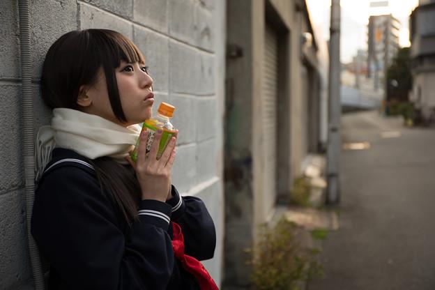 Photos: 待ち合わせ・・