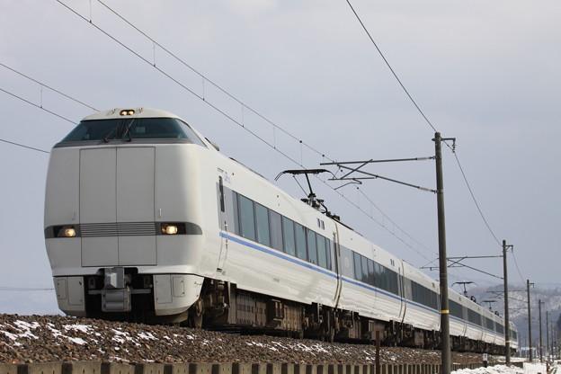 特急 サンダーバード 21号 富山行き