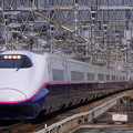 Photos: 東北新幹線 はやて こまち 12号 東京行き