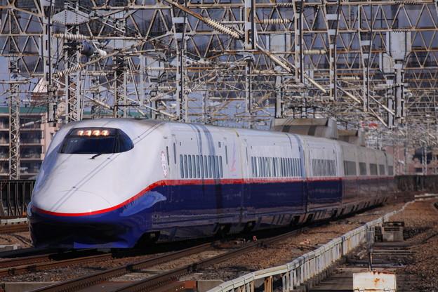 北陸新幹線 あさま 508号 東京行き