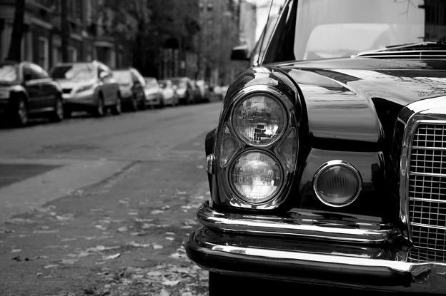 Classic Mercedes, New York, 2010