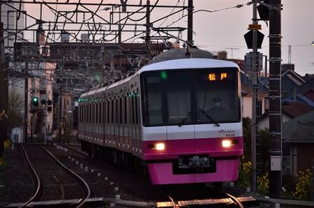 新京成8900形8918F