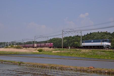 EF652096牽引鹿島貨物1094レ