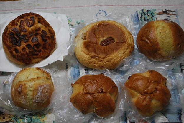 ブーランジェリー レクラ(L'eclat)購入パン