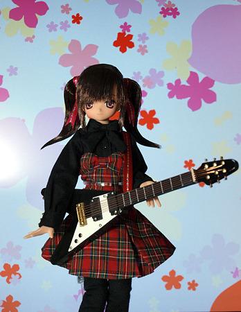 ギターストラップを自作