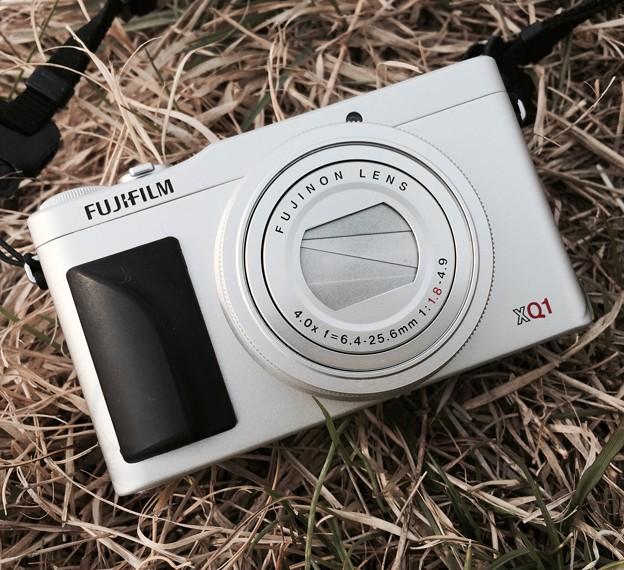 このカメラを持って・・・