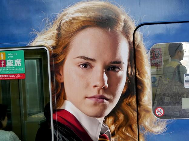 ハリー・ポッターと車掌のタブレット